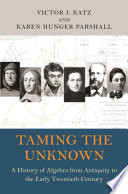 download ebook taming the unknown pdf epub