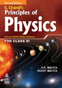 S. Chand's Principles Of Physics For XI Book