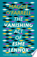 Book The Vanishing Act of Esme Lennox