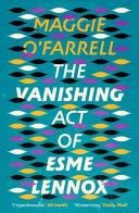 download ebook the vanishing act of esme lennox pdf epub