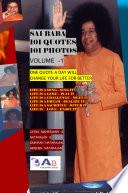 Sai Baba 101 Quotes 101 Photos