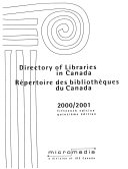 Guide Des Bibliothèques Canadiennes