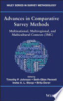 Advances in Comparative Survey Methods