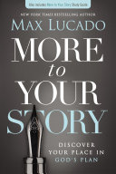More To Your Story : life can feel overwhelming and...