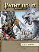 Pathfinder Roleplaying Game Beta Playtest Edition