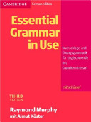 Essential Grammar in Use with Answers German edition
