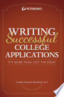 Write Successful College Applications  It s More Than Just the Essay