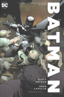 Batman By Scott Snyder & Greg Capullo Omnibus : omnibus format for the first time! scott...