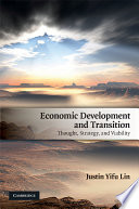 Economic Development and Transition