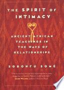 The Spirit of Intimacy