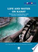 Life and Water on Karst  drugi natis