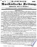 Hamburger musikalische Zeitung