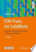 FEM Praxis mit SolidWorks
