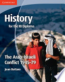 History for the IB Diploma  The Arab Israeli Conflict 1945 79