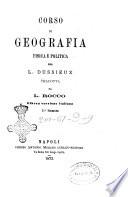 Corso di geografia fisica e politica per L  Dussieux