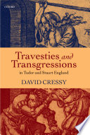 Travesties and Transgressions in Tudor and Stuart England