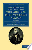 download ebook the dispatches and letters of vice admiral lord viscount nelson pdf epub