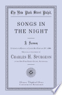 Songs in the Night Book PDF