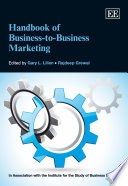 Handbook on Business to Business Marketing