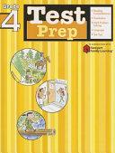 Test prep grade 4