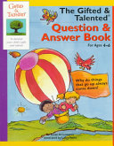 The Gifted   Talented Question   Answer Book for Ages 4 6