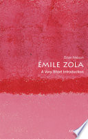 Émile Zola: a Very Short Introduction