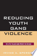 Reducing Youth Gang Violence