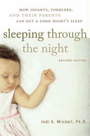 Sleeping Through the Night, Revised Edition Book
