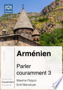Arménien Parler couramment 3 (PDF+mp3)