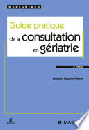 illustration Guide pratique de la consultation en gériatrie