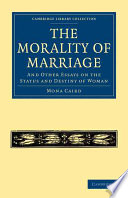 The Morality of Marriage