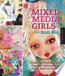 Mixed Media Girls with Suzi Blu