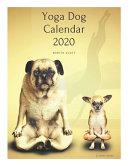 Yoga Dog Calendar 2020
