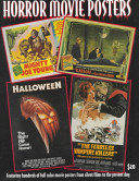 Horror Movie Posters : present day. this book includes some...