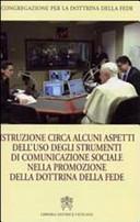 Istruzione circa alcuni aspetti dell'uso degli strumenti di comunicazione sociale nella promozione della dottrina della fede
