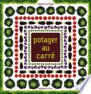 illustration du livre Potager au carré