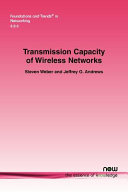 Transmission Capacity of Wireless Networks