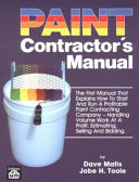 Paint Contractor s Manual