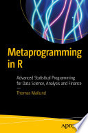 Metaprogramming in R