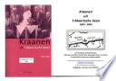Kraanen uit 't Moortsche Veen: 1600-2000