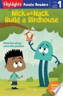 Nick and Nack Build a Birdhouse Book PDF