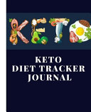 Keto Diet Tracker Journal A Dark Blue Theme 90 Day Daily Ketogenic Macros Food And Exercise Fitness Diary Planner Diet Record Log Notebook And