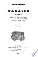 Le Magasin théatral