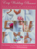 Easy Wedding Planner Organizer and Keepsake