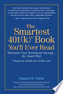 The Smartest 401 k  Book You ll Ever Read