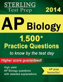 Sterling AP Biology Practice Questions
