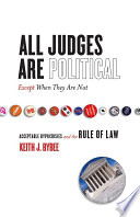 All Judges Are Political   Except When They Are Not