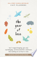 The Year of Less Book PDF