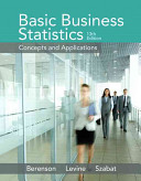 Basic Business Statistics Plus New Mystatlab with Pearson Etext    Access Card Package