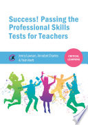Success  Passing the Professional Skills Tests for Teachers